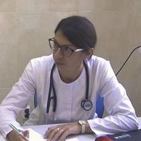 Тішенко Юлія Василівна — сімейний лікар — Сімейні лікарі