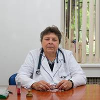 Задорожня Олена Іванівна — сімейний лікар