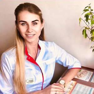 Денисюк Анна Юріївна — сімейний лікар page