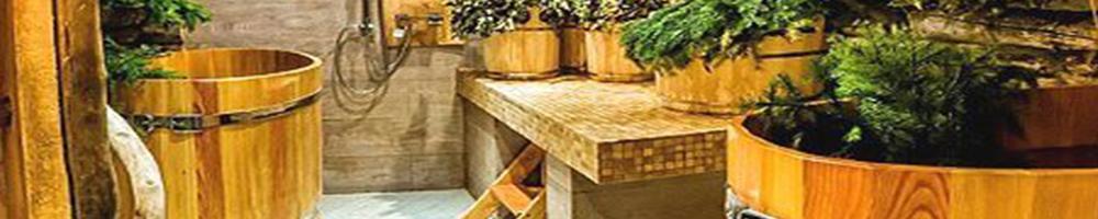 «Мисливське подвір'я» — баня на Пушкіна