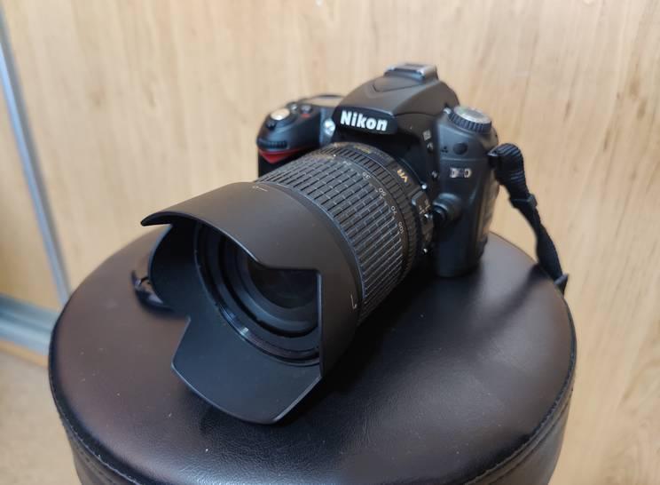 Фотоапарат Nikon D90 18-105VR Kit