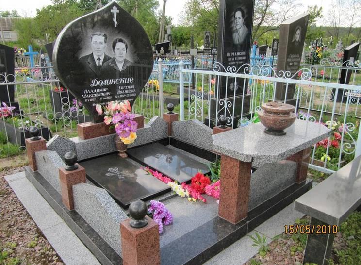 Индивидуальные гранитные памятники Одесса и Одесская область