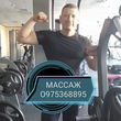 Масажист Сергій Верхушин