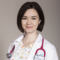 Педіатр-неонатолог — Марина Шакотько