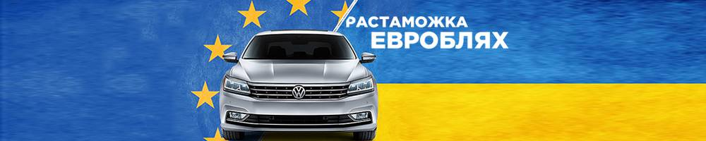 Розмитнення авто на єврономерах