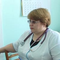 Зубкова Марина Іванівна — сімейний лікар — Сімейні лікарі