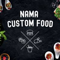 «Nama custom food» — роли, піца, вулична їжа