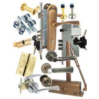 Дверна фурнітура — Замки та ключі