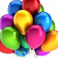 Повітряні кульки — Подарунки