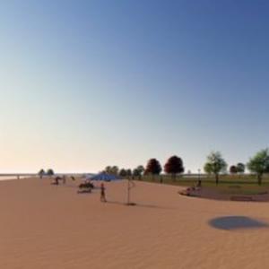 Центральний пляж міста Біла Церква page