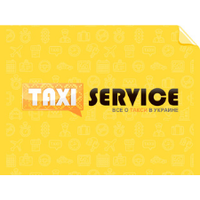 Taxi Service — Таксі
