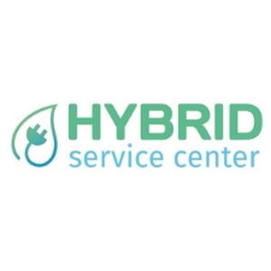 Hybrid Service СТО page