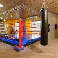 Клуб New borders — Спортивні зали, секції