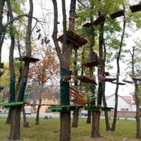 Мотузковий парк Тарзан — Зіплайни та мотузкові містечка