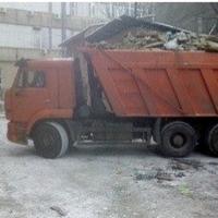 Вивезення будівельного сміття Камазом — Вивезення сміття