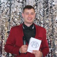 Ведучий Михайло Мамчур — Організатори та ведучі свят