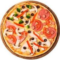 Помідорос в Ірпені — доставка піци — Піца і суші