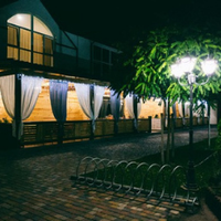 Кафе-мотель Мегаспорт в Узині — Кафе та ресторани