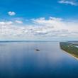 Центральний пляж Переялава