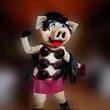 Артист кабан-лялька